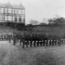 Annual parade 1900