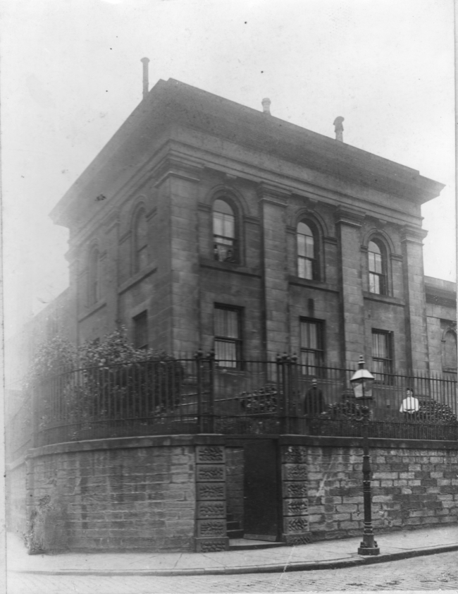 Dundee Prison 1908